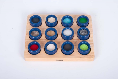 Touch & Match Sensory Board